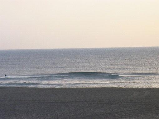 11月12日 南西の風の久しぶりの波