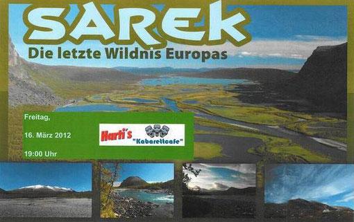Sarek-Europas letzte Wildnis