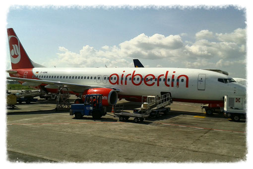 Air Berlin CTA - DUS