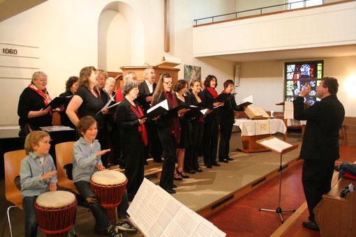 la Chorale ce printemps 2012