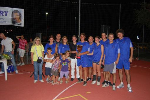 """L squadra vincitrice dell'edizione 2010 - """"Collettivo Confusione"""""""