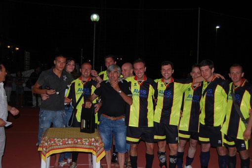 """I vincitori dell'edizione 2010: """"Agralis"""""""