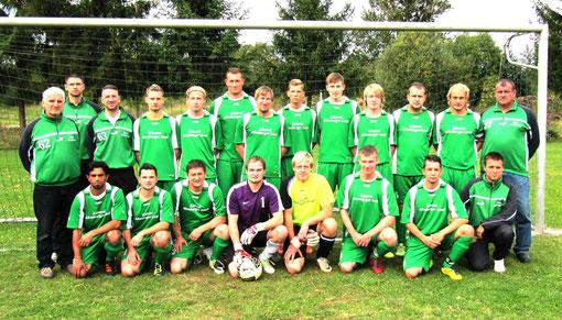 1. Mannschaft Spielsaison 2012/2013