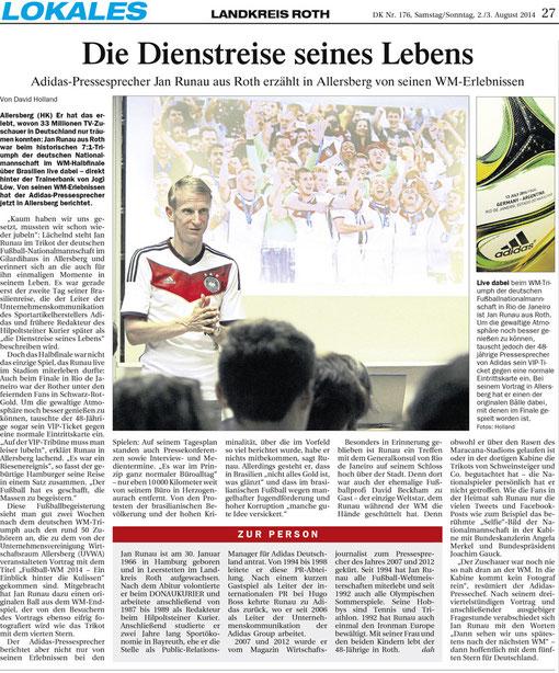 Aritkel HK, 2./3. August 2014