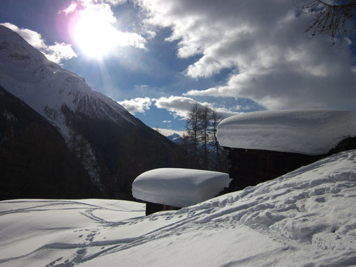 Schweizer Berge, wenn auch nicht das Berner Oberland