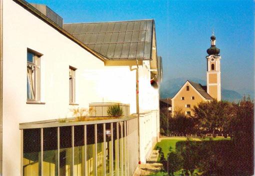 Geburtsstätte Krankenhaus Oberaudorf