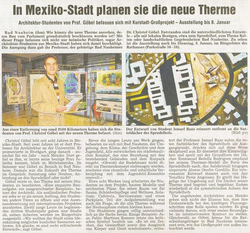 Vorschläge Thermalbad auf dem Sprudelhofareal, Text und Foto links: Petra Ihm-Fahle, WZ: 04.01.2013