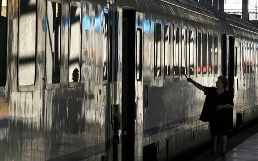 Desde el tren. © Emilio Castro