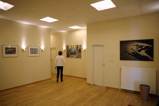 Blick in die neuen Räume