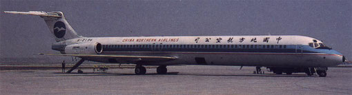 MD-82/Courtesy: China Northern Airlines