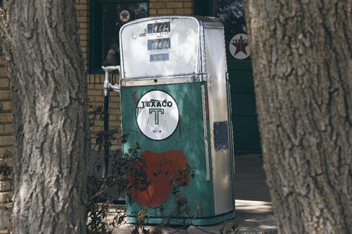 Texaco Tankstelle Alanreed: Interessante Fakten über die Route 66