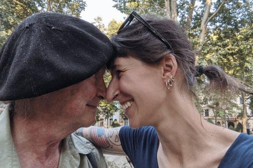 Age gap love, binational couples