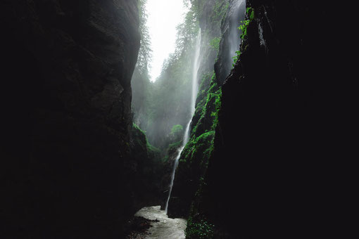 Partnach Gorge Germany, beautiful gorges in Germany