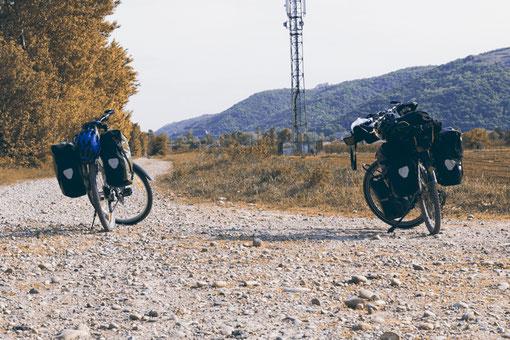 Mit dem Fahrrad von Deutschland nach Spanien, lonelyroadlover