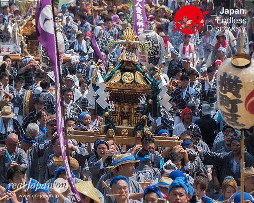 八重垣神社祇園祭,  2020年度の開催が中止, 年番町 横町区,