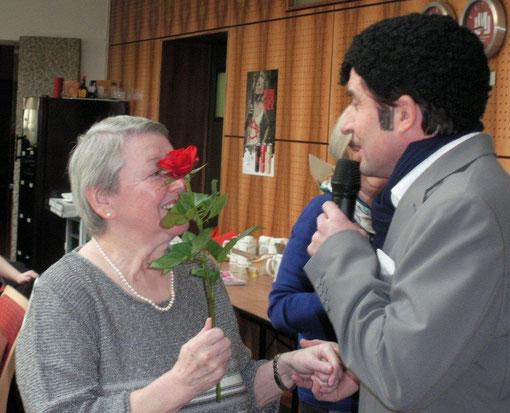 Alles Gute zum Geburtstag-Rot sind die Rosen!