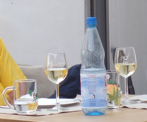 CampingFanClub Untermain / Saisonstart mit Wein