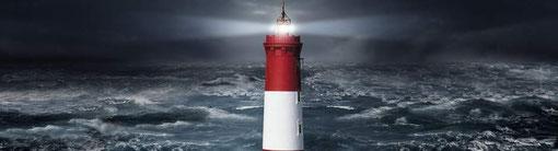 Leuchtturm: Burnout Prävention