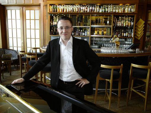 Hochzeit Pianist Patrick Greiner
