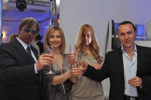 Il Presidente velista al compleanno di Leonemi Maurizia