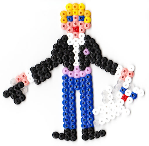 Lego Zauberina Klickart