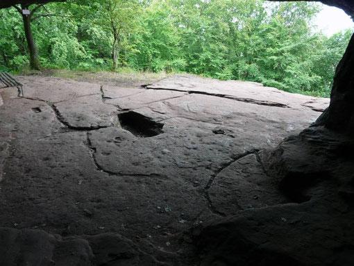 grottes des fées