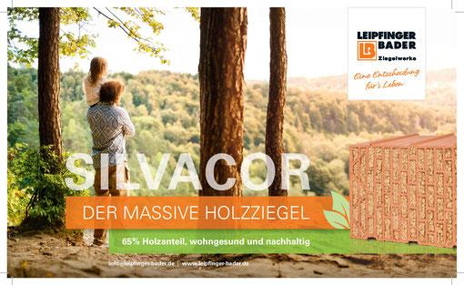Musterhaus Vohenstrauß - 100% ökologisch mit SILVACOR
