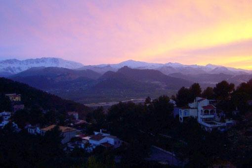 www.ferienwohnung-valencia.com, Villa Gandia Hills