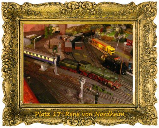 8. Dezember, Platz 17: Rene von Nordheim