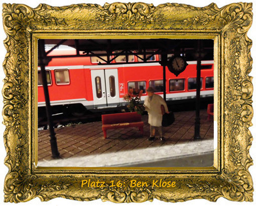 9. Dezember, Platz 16: Ben Klose