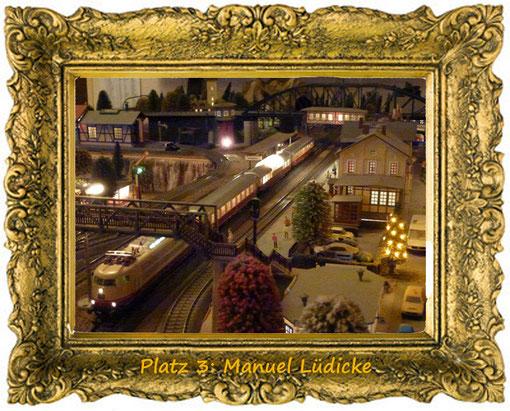 22. Dezember, Platz 3: Manuel Lüdicke