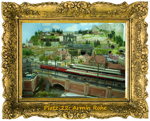3. Dezember, Platz 22: Armin Rohe