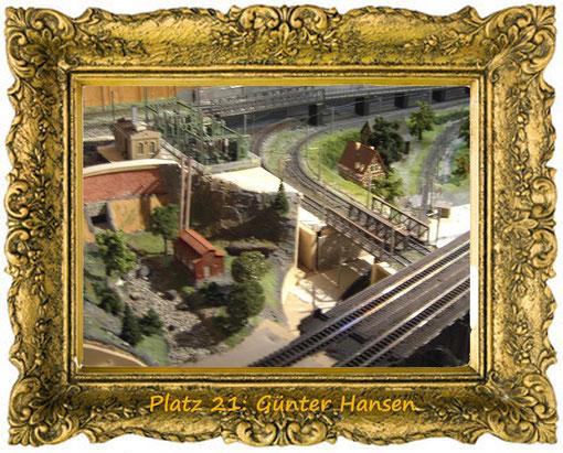 4. Dezember, Platz 21: Günter Hansen