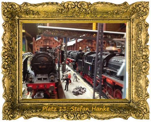 14. Dezember, Platz 11: Stefan Hanke