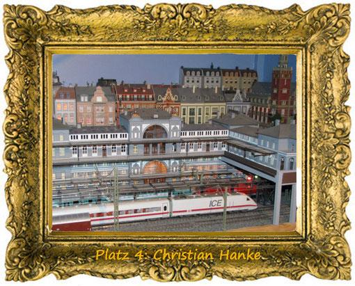 21. Dezember, Platz 4: Christian Hanke