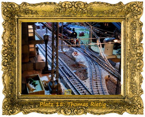 10. Dezember, Platz 15: Thomas Rietig