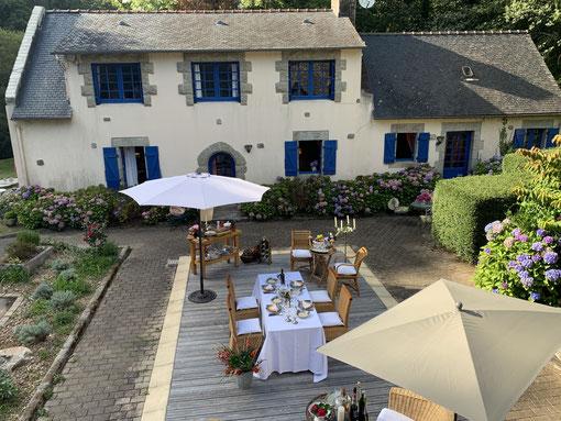 Bretagne Ferienhaus
