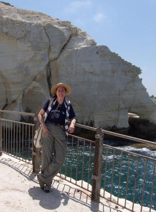Rosh Hanikra, Israel, 01.06.2010. Foto: CB.