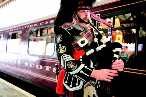 Belmond Royal Scotsman, Luxus Zugreisen in Deinem Reisebüro in Berlin Brandenburg, Die REISEREI