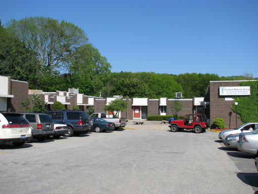 Professional Park - 305 Church St. Suite 10 - Naugatuck, Ct. - 06770
