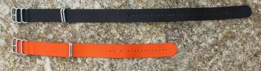 """45cm/18"""" Zulu strap"""