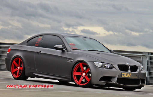 BMW M3 e92 Deluxe-Wheels