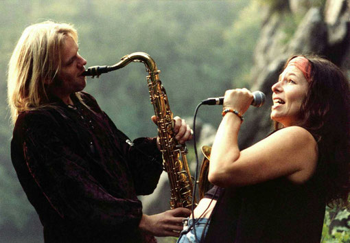 Jens Lichtenberg und Eugenia Gea Maranke