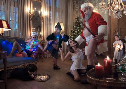 Bad Santa 2012