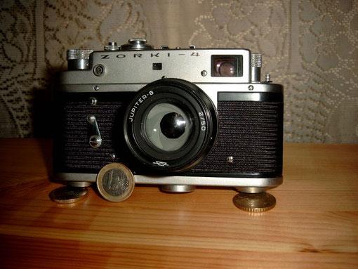 Zorki 4 Made in USSR Baujahr 1965-1973