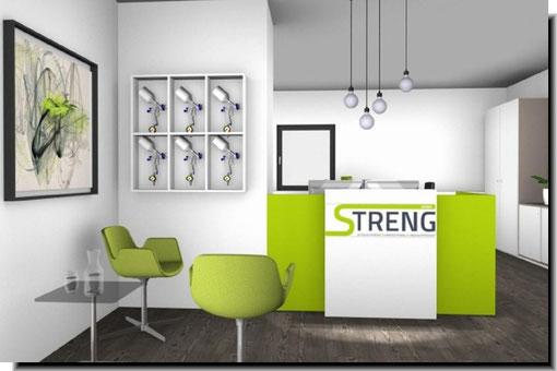 Bild Büro © Autolackiererei Streng GmbH