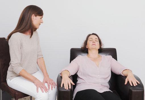 Hypnose - ein ganz entspannter Zustand