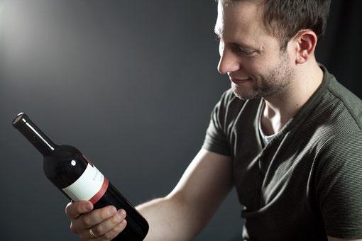 Weingut Trautwein: Winzer Frank Spaleniak , Fotograf: Pavel Metelitsyn