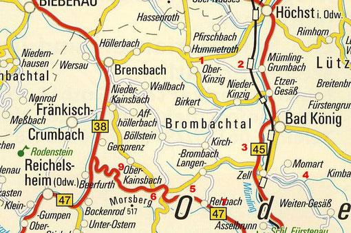 Krötenwanderung - nabu-odenwaldkreis, NABU Odenwald