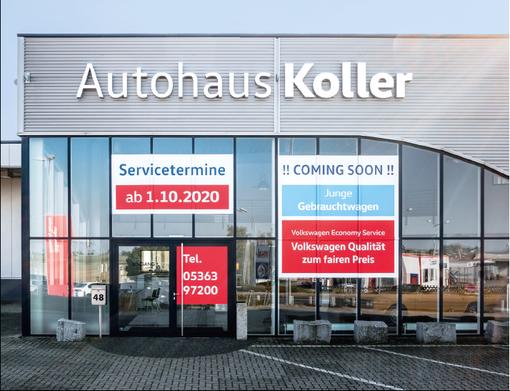 VW Economy Service Koller Wolfsburg